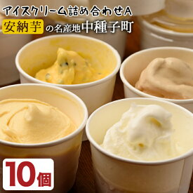 【ふるさと納税】アイスクリーム詰め合わせA【ホテルレストラン公園通り】