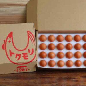【ふるさと納税】くがにたまご【24個入り×2箱】徳森養鶏場