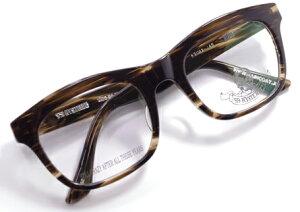 【 おしゃれ メガネ 】59HYSTERIC 《 HIDE 》 ゴーキューヒステリック ヒデ [眼鏡][メガネ][ウェリントン][セルフレーム][クラシック][日本製][福井県鯖江産] 伊達眼鏡 伊達メガネ メンズ レディー