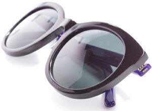 【 おしゃれ サングラス 】河和田《 陽炎-10 》KAWADA KAGEROUかわだ かげろう [眼鏡][メガネ][ラウンド][セルフレーム][日本製][福井県鯖江産] 伊達眼鏡 伊達メガネ メンズ レディース 男女兼用 か