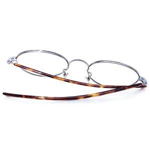 【 おしゃれ メガネ 】STANCEYRAMARS《 K65 》スタンシーラマーズ [眼鏡][メガネ][ラウンド][メタルフレーム][チタン][ヴィンテージ][クラシック][日本製][福井県鯖江産] 伊達眼鏡 伊達メガネ メンズ