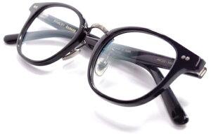 【 おしゃれ メガネ 】STANCEYRAMARS《 SR-002 》スタンシーラマーズ [眼鏡][メガネ][ウェリントン][コンビフレーム][ヴィンテージ][クラシック][日本製][福井県鯖江産] 伊達眼鏡 伊達メガネ メンズ