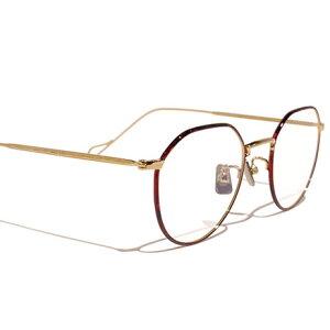 【 おしゃれ メガネ 】STANCEYRAMARS《 SR-012(七宝) 》スタンシーラマーズ[眼鏡][メガネ] [ヘキサゴン][ヴィンテージ][クラシック][日本製][福井県鯖江産] 伊達眼鏡 伊達メガネ メンズ レディース 男