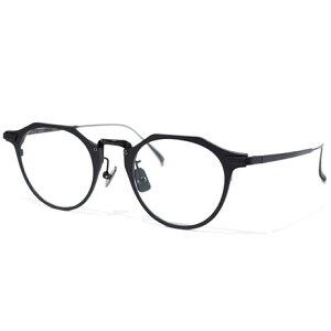 【 おしゃれ メガネ 】STANCEYRAMARS《 SR-016 》スタンシーラマーズ[眼鏡][メガネ] [チタン][ヴィンテージ][クラシック][日本製][福井県鯖江産] 伊達眼鏡 伊達メガネ メンズ レディース 男女兼用 か