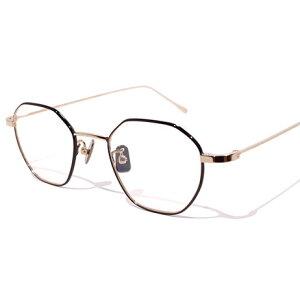 【 おしゃれ メガネ 】STANCEYRAMARS《 SR-017 》スタンシーラマーズ[眼鏡][メガネ][ヘキサゴン] [チタン][ヴィンテージ][クラシック][日本製][福井県鯖江産] 伊達眼鏡 伊達メガネ メンズ レディース