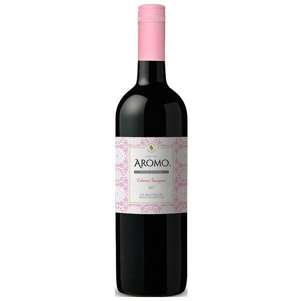 【新商品】アロモ カルベネ ソーヴィニヨン 赤ワイン チリワイン 中重口 バレンタイン2019