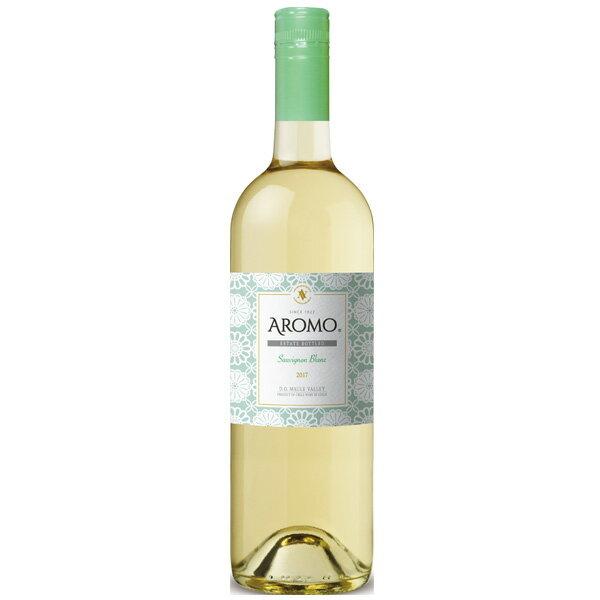 アロモ ソーヴィニヨン・ブラン 白ワイン チリワイン 辛口 【ギフトラッピング不可】