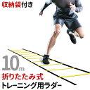 【クーポンで3000円OFF】 ラダー トレーニング トレーニングラダー サッカー トレーニング 器具 スピード 陸上 フット…