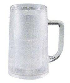 泡仕込 クールビアジョッキ400ml (AP04828/M-1006) 【 ビールジョッキ ビールグラス 氷 ジョッキ グラス アイス ビアジョッキ 】 (キャプテンスタッグ)【QBH33】