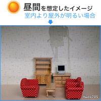 窓ガラスフィルム遮熱フィルムNano70S貼り付けイメージ画像