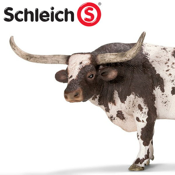 (インテリア・雑貨)schleich シュライヒ 13721 テキサス牛 (オス) 【水槽/熱帯魚/観賞魚/飼育】【生体】【通販/販売】【アクアリウム/あくありうむ】