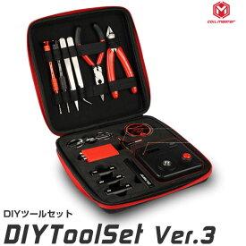 vape コイルマスター TOOLSET ツールキット COILMASTER 社製 DIY ツールセット Ver3