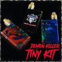 送料無料【 電子タバコ VAPE 】【 DEMONKILLER( デーモンキラー )】 Demon Killer Tiny KIT