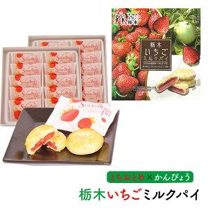 栃木いちごミルクパイ 2箱セット [栃木県産品 上三川町]