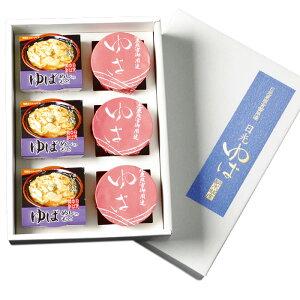 <日光ゆば製造>味付巻ゆば・ゆばめしのもと缶詰6缶セット(栃木県産品日光市)