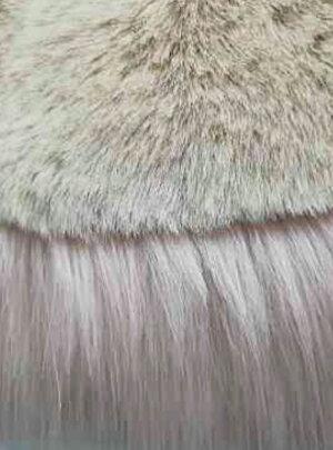 フェイクファー切替バックBA-002選べる3色レディスファッション限りなく本物に近い素材感本州送料無料