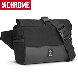 【送料無料】CHROME クローム DOUBL TRACK HANDLEBAR SLING BAG ダブルトラック ハンドルバーバッグは、十分な容量とクロームらしいギミックを搭載した新しいハンドルバーバック。