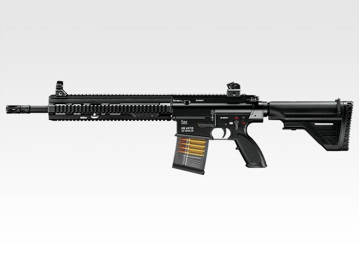 東京マルイ:次世代電動ガン本体 HK417 EARLY VARIANT(アーリーバリアント) BK