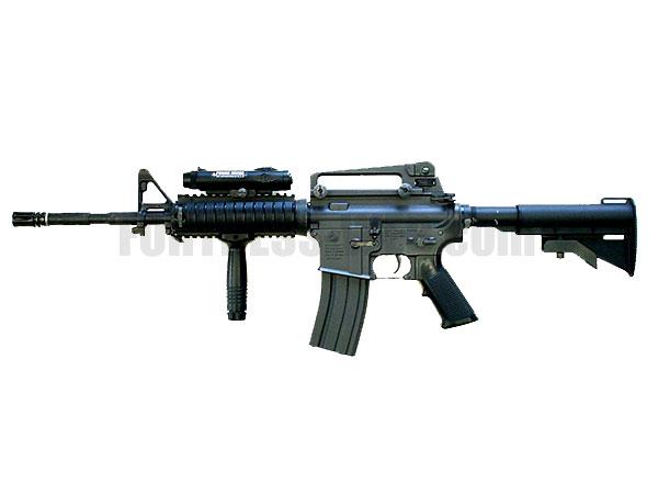 【再販予約:5月中旬頃予定】東京マルイ: スタンダード電動ガン本体 M4A1RIS【エアガン,エアーガン,サバイバルゲーム,サバゲー,18歳以上,おもちゃ,銃,トイガン,ライフル】