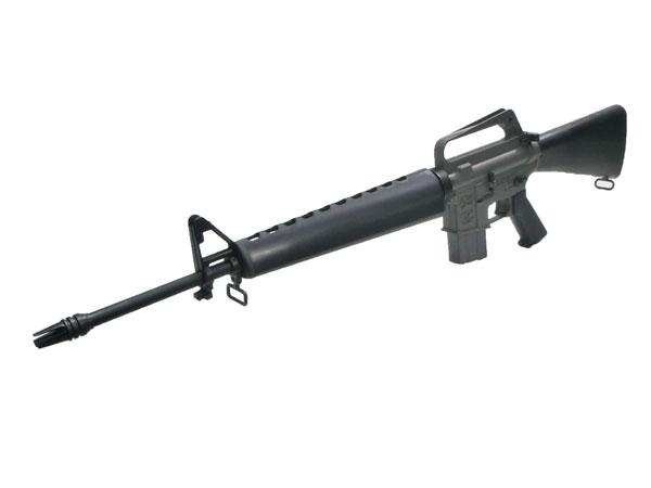 東京マルイ: スタンダード電動ガン本体 M16VN (M16A1 ベトナムバージョン)【エアガン,エアーガン,サバイバルゲーム,サバゲー,18歳以上,おもちゃ,銃,トイガン,ライフル】