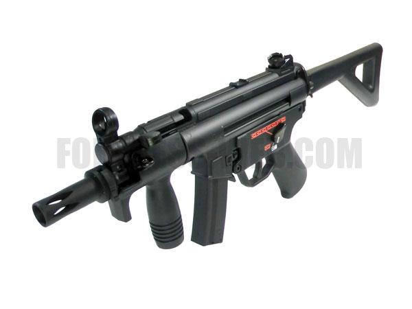 東京マルイ: スタンダード電動ガン本体 H&K MP5K PDW ブラック【エアガン、エアーガン、サバイバルゲーム、サバゲー、18歳以上、おもちゃ、銃、トイガン、ライフル、ヘッケラー&コック】