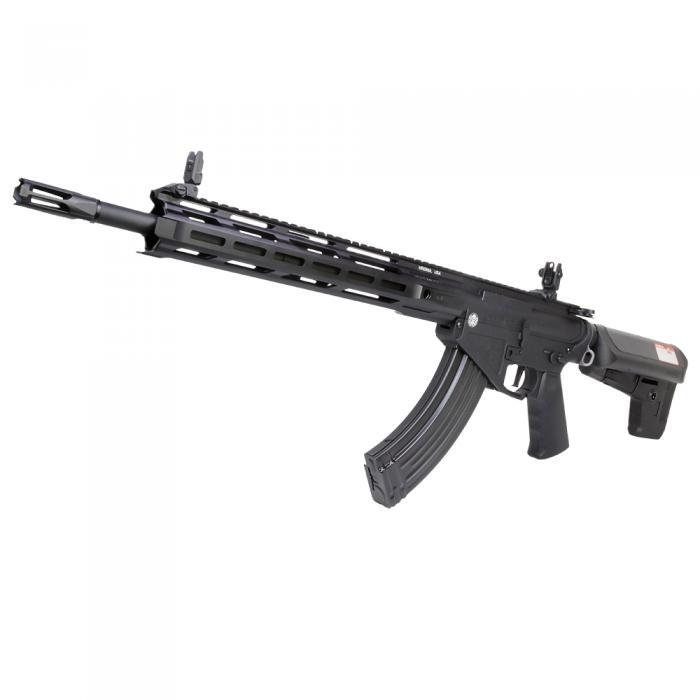 KRYTAC(クライタック):海外製電動ガン本体 TRIDENT 47 SPR-M BK TR47 AK47 M-LOK ライラクス