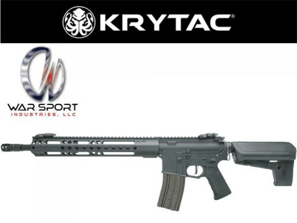 KRYTAC(クライタック):海外製電動ガン本体 WAR SPORT GPR-CC ライラクス