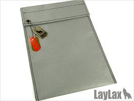 【5/9〜5/15 セール】Laylax-GigaTec リポバッテリー(Li-Po) セーフティバッグ L ライラクス