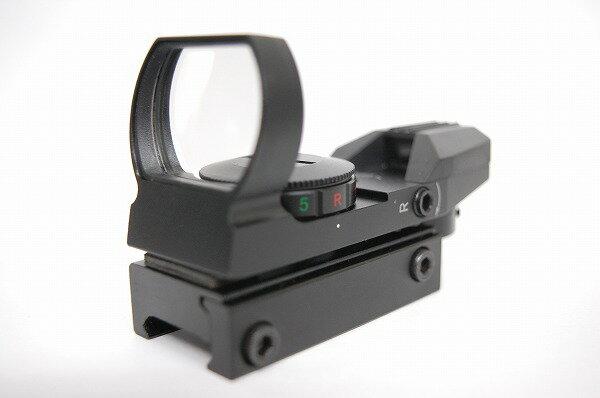 ノーブランド:光学機器 JH400タイプ オープンドットサイト BK ダットサイト