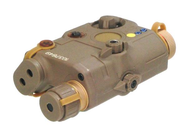 honeyBee(ハニービー) 光学機器 フラッシュライト PEQ-15 LA5タイプ DE
