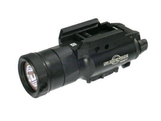 実物・正規代理店 SUREFIRE (シュアファイア) 光学機器 フラッシュライト XH35 ウェポンライト 300/1000ルーメン