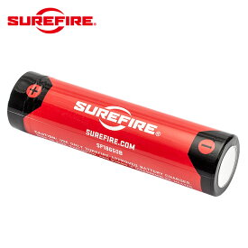 SUREFIRE (シュアファイア) 3.6v 3500mAh 18650 Micro USB Lithium Ion Rechargeable Battery (SF18650B) 18650電池 USB充電可能