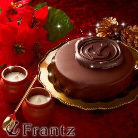 クリスマスケーキ 予約 チョコ魔法の生チョコザッハと壷プリンのセット【誕生日ケーキ 内祝 内祝い お取り寄せスイーツ 洋菓子 ケーキ チョコレート】