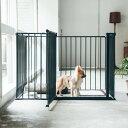 スチール製 Scandinavian Pet Design小型・中型犬用サークル 6枚セットスカンジナビアンペットケージXL北欧 ドッグサ…