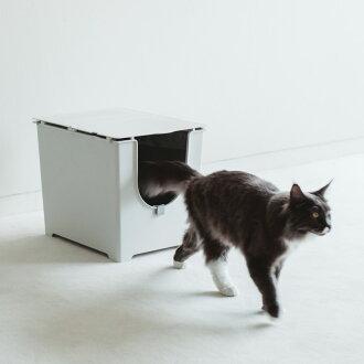 时尚翻盖垃圾盒猫 Modkat 垃圾盒