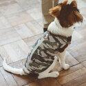 【犬服】【ドッグウェア】モスキートリパレントタンクLL/3L
