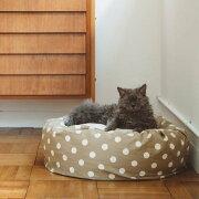猫/ベッド/猫用のウォッシャブルベッド