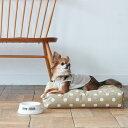 【犬 ベッド】ウォッシャブル スクエア ベッド S サイズ 犬用 ドッグ クッション おしゃれ シンプル 日本製 水…