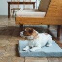 【犬 ベッド】コットン ジャージ デュアル ウェーブ ベッド M サイズ【送料無料】 ペット ベッド ペット用品ペット ベ…