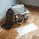 ポータブル クール ベッド シルバー Lサイズ 猫用