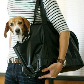 【犬 キャリー】スクエア トート ターポリン L サイズ 犬キャリーバッグ 犬用品 犬 いぬ イヌ ドッグ dog グッズ ペット ペット用品 肩掛け メッシュ アウトドア お散歩 外出 おでかけ 旅行 人気 お出掛け バッグ トートバッグ 日本製