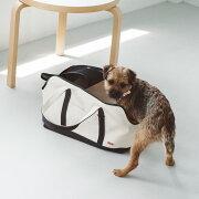 犬/キャリーバッグ/スクエアトートLサイズ