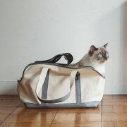 猫/キャリーバッグ/carry/bag/スクエアトートMサイズ