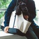 【中型犬 キャリーバッグ】キャリーバック スクエアトート LLサイズ carry bag free stitch