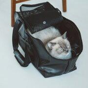 キャリーバッグ,ネコ用,スクエアトートMサイズ