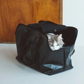 スクエアトート ターポリン Lサイズ 猫