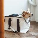 【犬 キャリー】スクエア トート ターポリン L サイズ 犬キャリーバッグ 犬用品 犬 いぬ イヌ ドッグ dog グッズ ペット ペット用品 肩掛けメッシュ アウトドア お散歩 外出 おでかけ 旅行