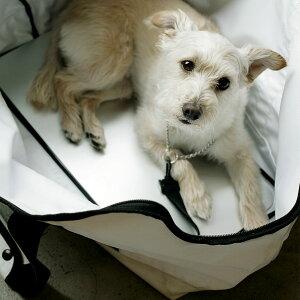 ポータブル クールベッド シルバーL 犬 ベッド