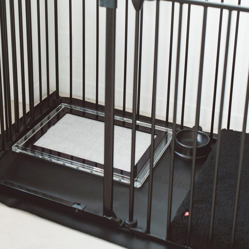 オリジナル アクリル トイレ トレイ S レギュラー 犬