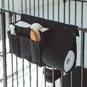 【犬 サークル】サークル サイド ストレージ バッグ スチール製 ケージ ゲージ 簡単 かんたん ドッグ犬用品 サークル スタイリッシュ